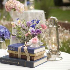 life is delicious/weddings: Blumen zauberhaft kombiniert in blau und rose