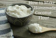 homemade-coconut-flour