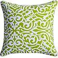 Pier 1 Imports >- Pavilion Pillow - Green