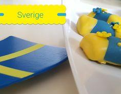 Dammsugare Sverige blågul
