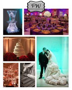 Hilton Hotel Short Pump Wedding #pwphotography #hilton #hotel #shortpump #wedding