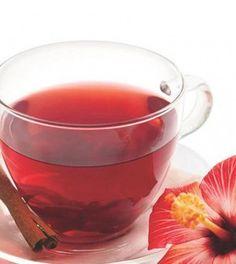 Novidade: receita de suco de Hibiscus para queimar calorias