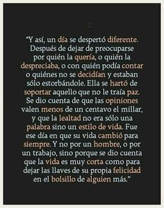 Amor propio The post Amor propio appeared first on Black Jeans. Inspirational Phrases, Motivational Phrases, Words Quotes, Me Quotes, Sayings, Strong Quotes, Citation Gandhi, Ex Amor, Spanish Quotes