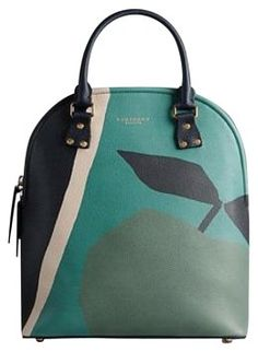 Burberry Prorsum Leather Sold-out Tote in Blue