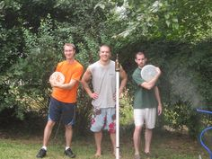 Hands down, one of the all-time greatest outdoor games ever invented... POLISH HORSESHOES!!!