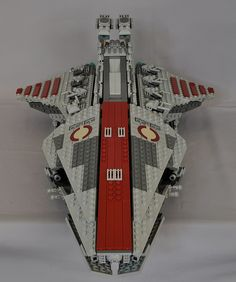 8039-1: Venator-Class Republic Attack Cruiser
