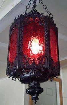 Gothic Gothic Check us out on Fb- Unique Intuitions #uniqueintuitions #gothic #chandelier