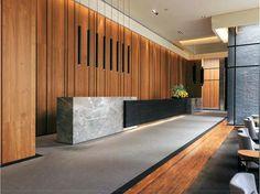 Modern Hotel Reception Desk Image Result For Rustic Lobby Design A