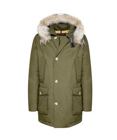 916e66dd47c9e Men s Arctic Parka - John Rich   Bros. by WOOLRICH® The Original Outdoor  Clothing