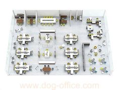 Antenna Workspaces with Activity Spaces Office Furniture Design, Workspace Design, Office Workspace, Office Interior Design, Office Interiors, Desk Layout, Floor Layout, Open Office Design, Office Designs