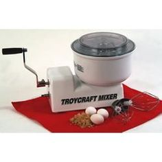 So I know that I really can't justify the cost of this for us right now, but I could have the size and shape of the Bosch mixer that I like so well with the ability to use it no matter where we are. :)