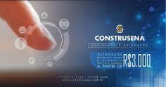 Construção Civil e Automação Residencial Predial e Corporativa