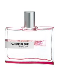 Eau De Fleur de Soie (silk blossom) is created in cooperation with perfumer Jean Jacques as a soft floral-fruity edition, which introduces a breeze of silk blossom with a charming bouquet of the heart which is delicately touched with tasty fruity accords. Eau De Fleur de Soie was launched in 2008.