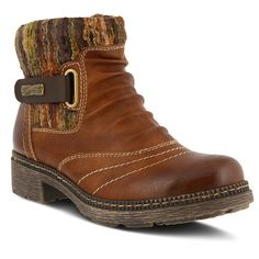 Amazon.com | Spring Step Women's Citrine Boots | Shoes