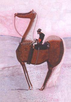 """Eight Equestrian Portraits"" by Lola Dupre"