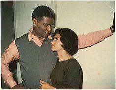 Ossie Davis & Ruby Dee - gotta love this throwback