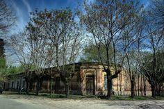 Le passé semble hanter et/ou sublimer les petits villages de la Pampa argentine...