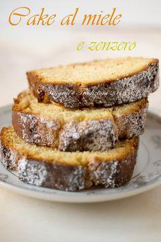 cake al miele e zenzero   Ricordi e Tradizioni