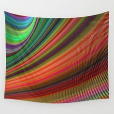 Dream Curves Metal Print by davidzydd Tapestry Design, Wall Tapestry, Wall Prints, Framed Art Prints, Kitchen Gallery Wall, Curved Walls, Wall Decor, Wall Art, Room Decor