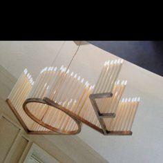 cool lighting fixture