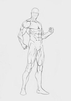 x-men comic drawing outlines - Yahoo Image Search Results Comic Drawing, Guy Drawing, Cartoon Drawings, Figure Drawing, Superhero Sketches, Drawing Superheroes, Drawing Reference Poses, Drawing Poses, Body Sketches