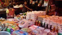 Stok Harga Sembako dan Sayur Mayur di Pasar Agung Depok Kembali Pulih