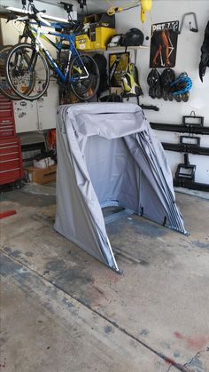 ~Review from Customers~ ★★★★★ Get this cover! It's worth every dollar!!  Love the assembly video which made it easy to build! The product is amazing! I don't have to wait until my bike cools to cover. So easy and convenient! Love it! Delete ReviewEdit  Thank you Ben for five-star review!