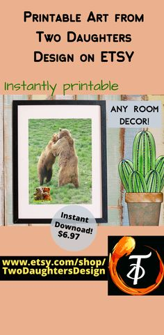 Grizzlies & Teddys - Printable Art - Have fun – make it fun – 8 X 10 inch Printable art for any room that could use a smile. Unique Gifts For Men, Love Gifts, Gifts For Women, Fun Gifts, Presents For Her, Unusual Presents, Best Beard Growth, Beard Oil And Balm, Air Force Mom