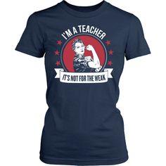 Teacher - Not for the Weak
