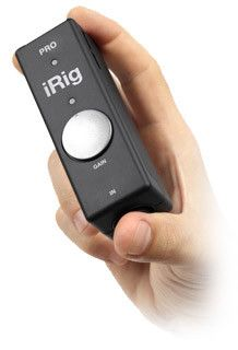 Free 96kHz upgrade for IK Multimedia iRig PRO and iRig HD owners.  via @Canoe_Tech