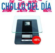 #Chollo para la cocina. ¡#Báscula #Soehnle Fiesta con un 45% de descuento! #oferta http://mzof.es/blog/bascula-de-cocina-soehnle-fiesta-chollo-del-dia/243 #mzof