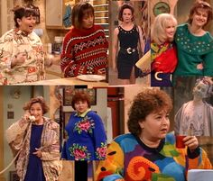 Roseanne Show Characters Roseanne Tv Show, Roseanne Barr, Tv Writing, Tv Moms, Favorite Tv Shows, My Favorite Things, Domestic Goddess, Nerd Stuff, Ant
