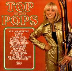 top of the pops vinyl album - Bing images Buy Vinyl Records, Vinyl Record Art, Nostalgic Music, Ready For Love, Pop Albums, Pochette Album, Pop Hits, Baby Boomer, Lp Cover