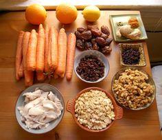 Морковный торт | Сыроедение