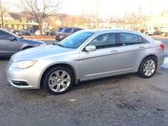 Check out this 2012 Chrysler 200 LX Only 35k miles. Guaranteed Credit Approval or the vehicle is free!!! Call us: (203) 730-9296 for an EZ Approval.$12,495.00.