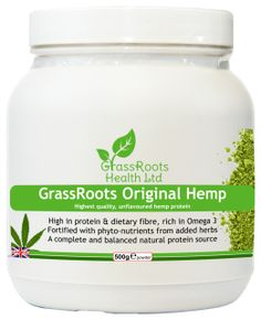 GrassRoots Hemp protein powder (Original Flavour) provides complete, balanced and natural protein from hemp per with all of the essential amino acids. Rice Protein Powder, Flavored Rice, Natural Protein, Protein Blend, Plant Protein, Raw Vegan, Superfoods, Herbalism, Spirulina