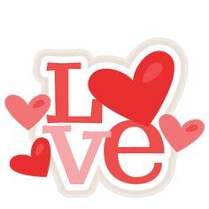 Love Title SVG scrapbook cut file cute clipart files for silhouette cricut pazzles free svgs free svg cuts cute cut files Love Stickers, Printable Stickers, Printable Planner, Planner Stickers, Cute Couple Cartoon, Love Store, Writing Art, Cute Clipart, Scrapbook Embellishments