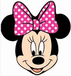 7 Best Images of Minnie Mouse Face Template Printable - Mickey and Minnie Mouse Head Outline, Minnie Mouse Face Template and Minnie Mouse Printable Template Mickey Minnie Mouse, Minnie Mouse Template, Theme Mickey, Pink Minnie, Minnie Mouse Clipart, Minnie Mouse Cupcake Cake, Minnie Baby, Mickey Cakes, Mickey Head