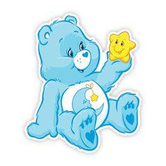 Bedtime Bear Star Wall Graphics