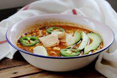 Tortilla soep