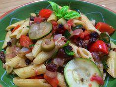 Ook lekker! Siciliaanse pastasalade