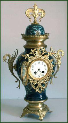 relojes antiguos dibujos