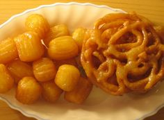 How to Make Zoolbia - Persian Sweet
