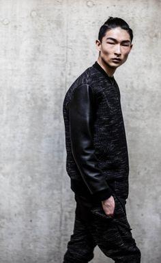 Sang Woo Kim, model
