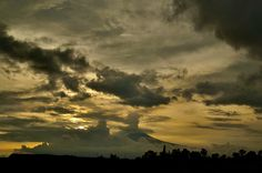 Don Goyo and clouds by Josue Aguilar on 500px