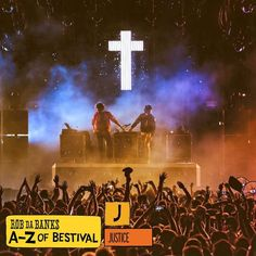 One of my highlights of the summer so far was seeing @etjusticepourtous smashing it up at Glastonbury. So Im v excited theyre coming to Besti to boot us into a new dimension with their insane live show which weve had to reinforce our stage for! @robdabank1973's / A to Z of Bestival #BestivalAtoZ