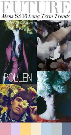 TREND COUNCIL SS 2016- POLLEN