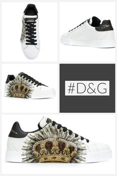 3307e7da20 17 Best Men's Dolce and Gabbana sneakers images in 2019