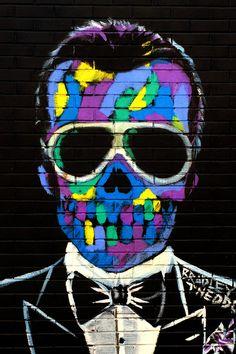 street art by Bradley Theodore  | NYC