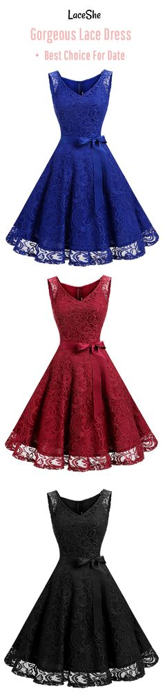 You can go your own way--especially if this vintage lace dress is involved. Find your favorite and get it at a amazing price at laceshe.com